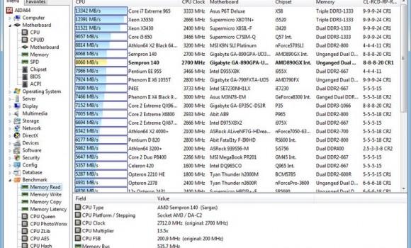 AIDA64 Extreme Edition Ekran Görüntüleri - 6