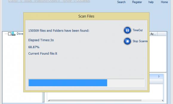 Aidfile Recovery Software Ekran Görüntüleri - 1