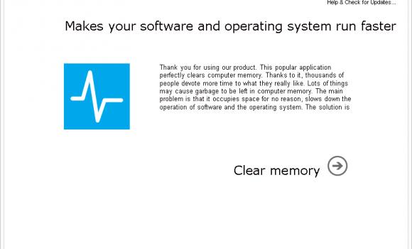 Ainvo Memory Cleaner Ekran Görüntüleri - 1