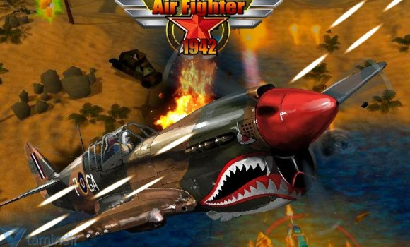 Air Fighter 1942 World War 2 Ekran Görüntüleri - 4