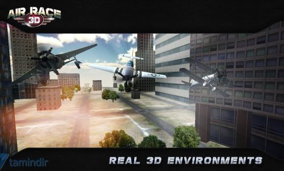 AIR RACE 3D Ekran Görüntüleri - 4