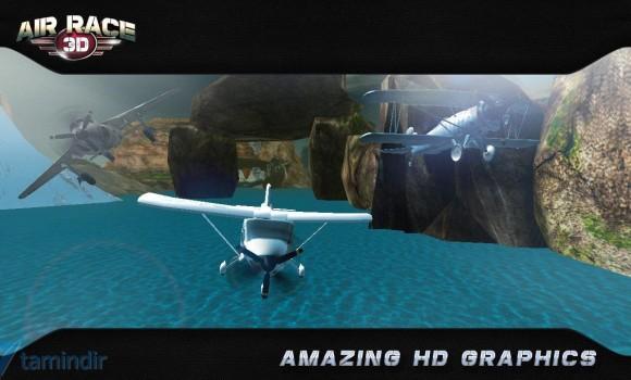 AIR RACE 3D Ekran Görüntüleri - 5