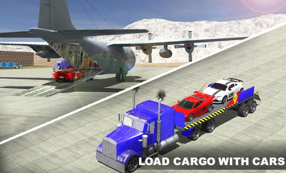 Airplane Pilot Car Transporter Ekran Görüntüleri - 5
