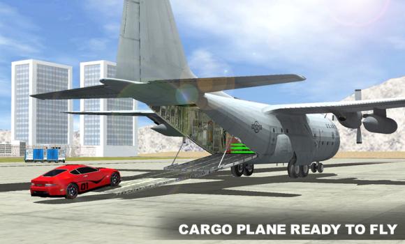 Airplane Pilot Car Transporter Ekran Görüntüleri - 2