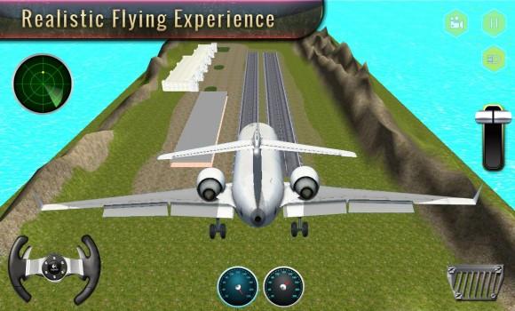 Airport Plane Ground Staff 3D Ekran Görüntüleri - 7