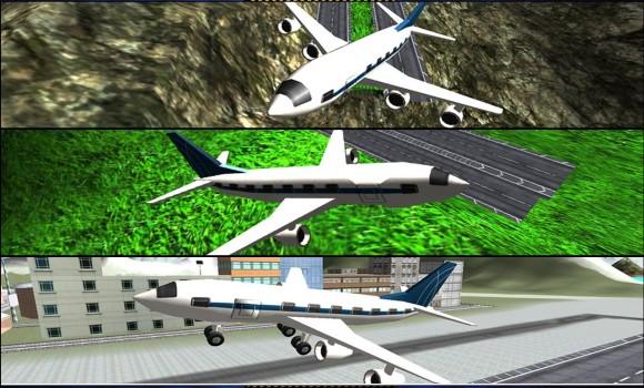Airport Plane Ground Staff 3D Ekran Görüntüleri - 6