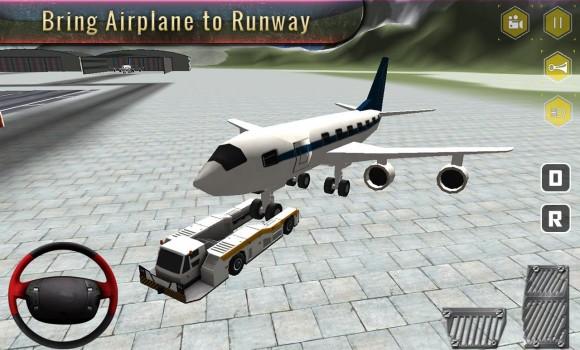 Airport Plane Ground Staff 3D Ekran Görüntüleri - 5