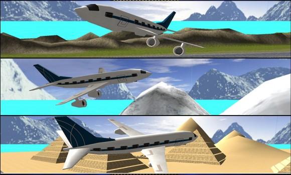Airport Plane Ground Staff 3D Ekran Görüntüleri - 2