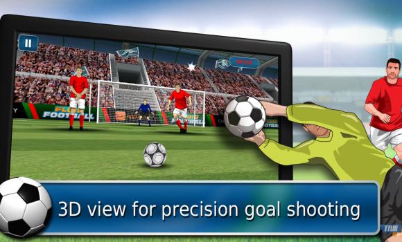 Akışkan Futbol Ekran Görüntüleri - 4