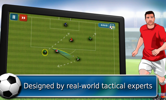 Akışkan Futbol Ekran Görüntüleri - 3