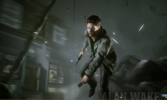 Alan Wake Teması Ekran Görüntüleri - 2
