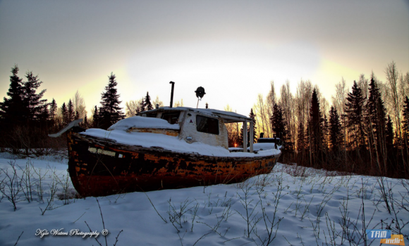Alaska Manzaraları Teması Ekran Görüntüleri - 2