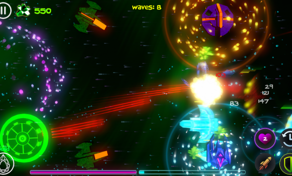 Alco Invaders Ekran Görüntüleri - 2