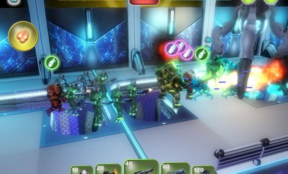 Alien Hallway Ekran Görüntüleri - 2
