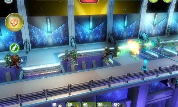 Alien Hallway Ekran Görüntüleri - 1