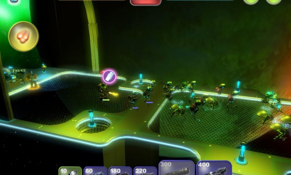 Alien Hallway Ekran Görüntüleri - 10