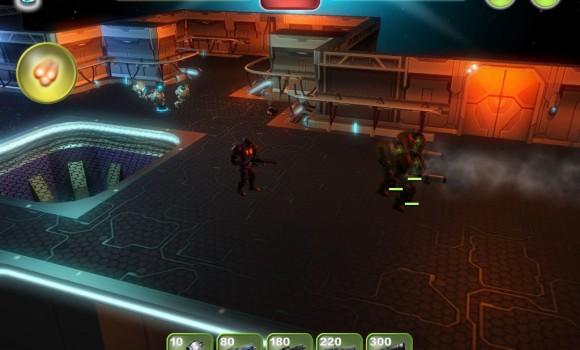 Alien Hallway Ekran Görüntüleri - 8