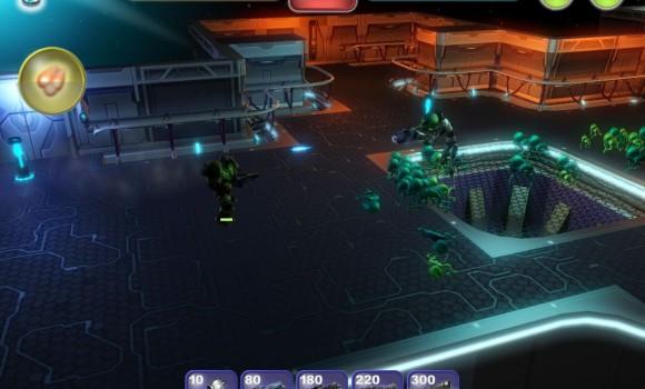 Alien Hallway Ekran Görüntüleri - 7