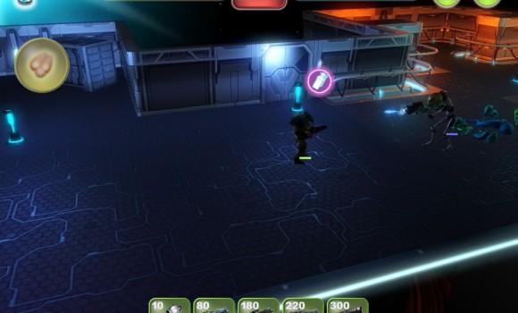 Alien Hallway Ekran Görüntüleri - 6