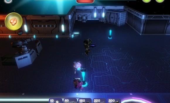 Alien Hallway Ekran Görüntüleri - 5