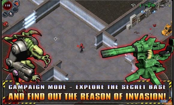 Alien Shooter Free Ekran Görüntüleri - 1