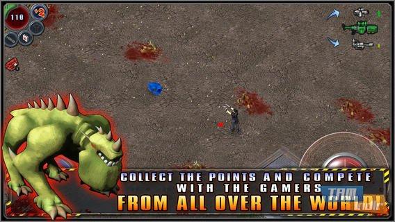 Alien Shooter - Survive Ekran Görüntüleri - 3