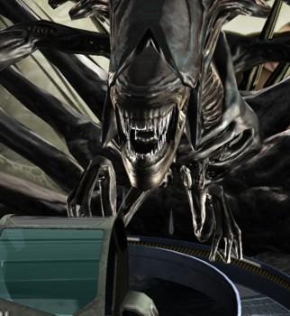 Aliens vs. Pinball Ekran Görüntüleri - 4
