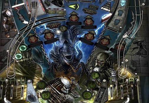 Aliens vs. Pinball Ekran Görüntüleri - 3