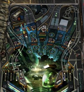 Aliens vs. Pinball Ekran Görüntüleri - 1