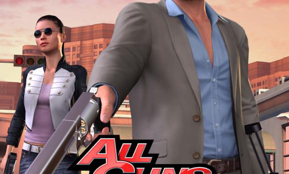 All Guns Blazing Ekran Görüntüleri - 7