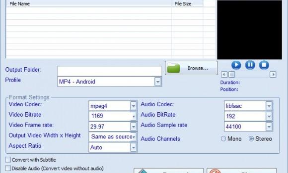 ALO Video Converter Ekran Görüntüleri - 1