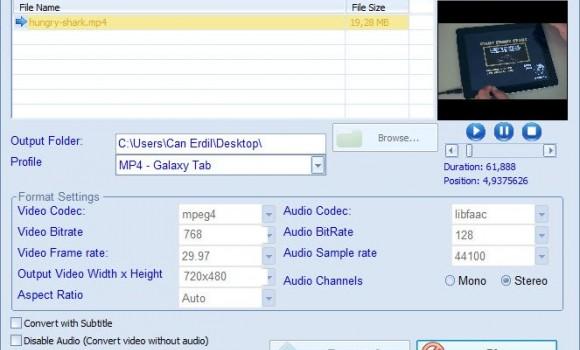 ALO Video Converter Ekran Görüntüleri - 2