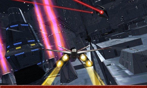 Alpha Squadron 2 Ekran Görüntüleri - 1