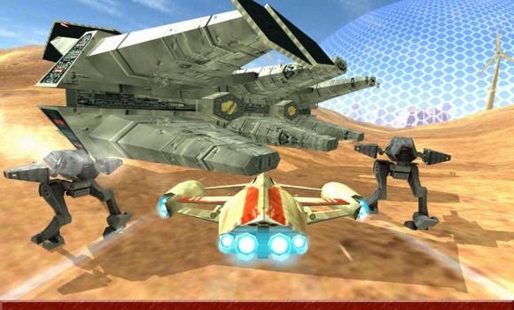 Alpha Squadron 2 Ekran Görüntüleri - 2