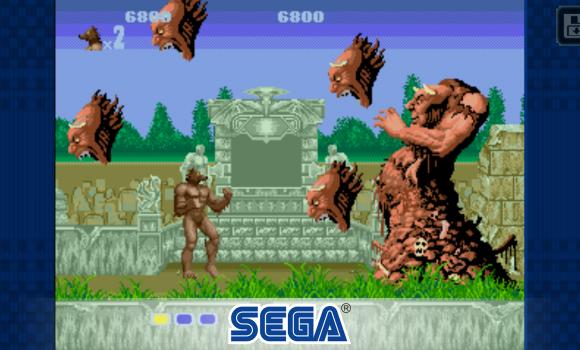 Altered Beast Ekran Görüntüleri - 5