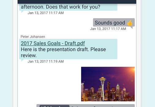 Amazon Chime Ekran Görüntüleri - 3