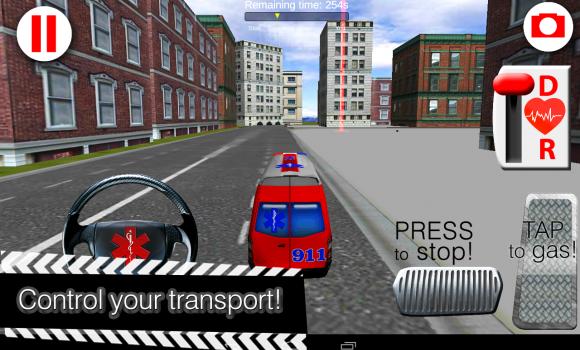 Ambulance Driver 2015 Ekran Görüntüleri - 2