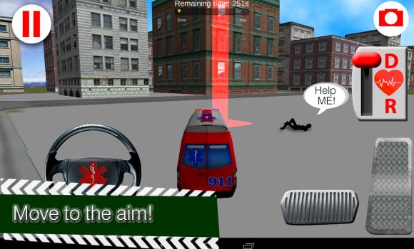 Ambulance Driver 2015 Ekran Görüntüleri - 1