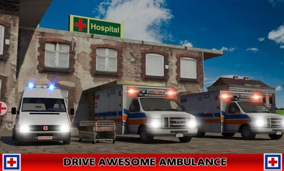 Ambulance Rescue: Hill Station Ekran Görüntüleri - 6
