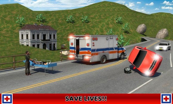 Ambulance Rescue: Hill Station Ekran Görüntüleri - 5