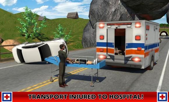 Ambulance Rescue: Hill Station Ekran Görüntüleri - 4