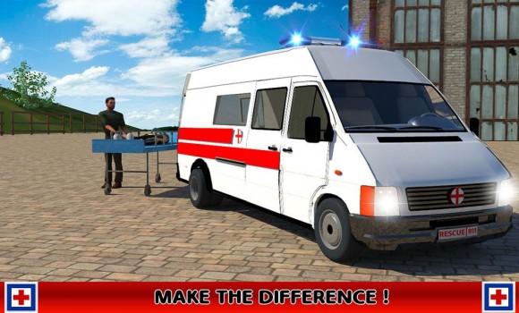Ambulance Rescue: Hill Station Ekran Görüntüleri - 3
