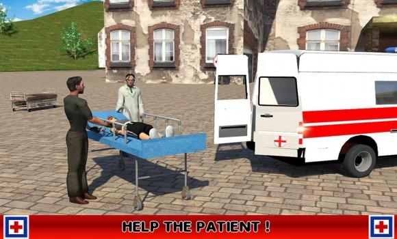 Ambulance Rescue: Hill Station Ekran Görüntüleri - 2