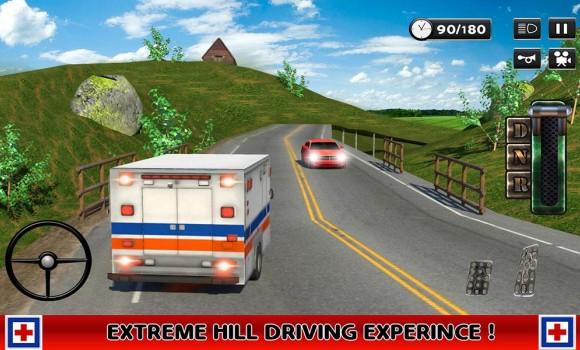Ambulance Rescue: Hill Station Ekran Görüntüleri - 1