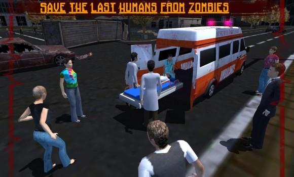 Ambulance Rescue: Zombie City Ekran Görüntüleri - 7