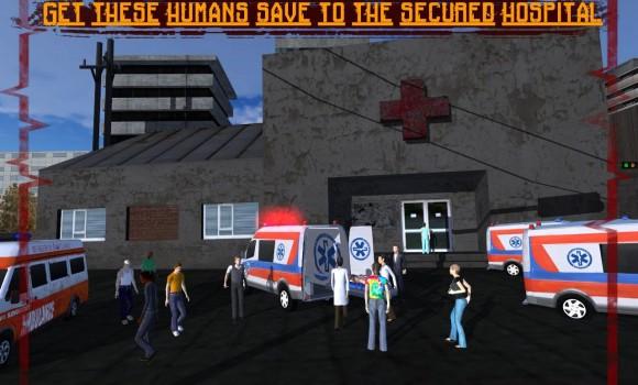 Ambulance Rescue: Zombie City Ekran Görüntüleri - 6