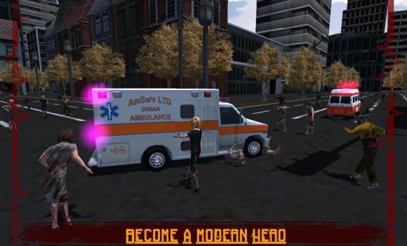 Ambulance Rescue: Zombie City Ekran Görüntüleri - 5