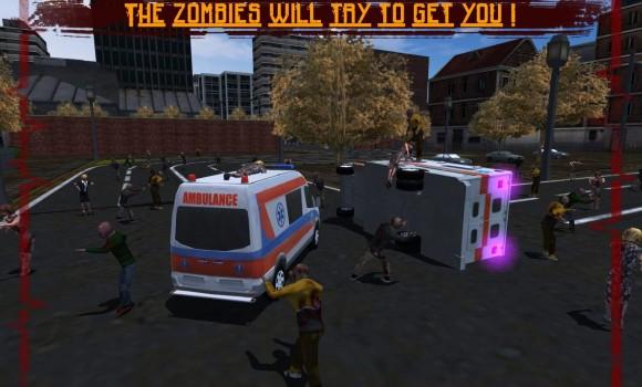 Ambulance Rescue: Zombie City Ekran Görüntüleri - 4
