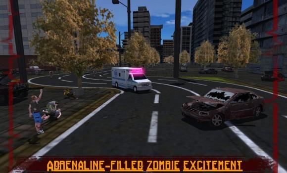 Ambulance Rescue: Zombie City Ekran Görüntüleri - 3