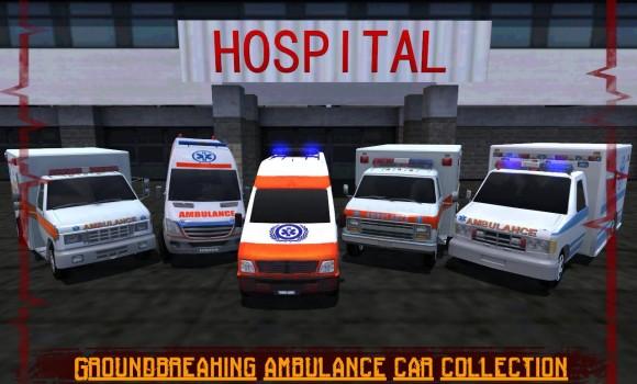 Ambulance Rescue: Zombie City Ekran Görüntüleri - 2